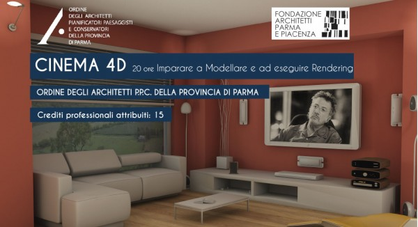 Formazione: CINEMA 4D