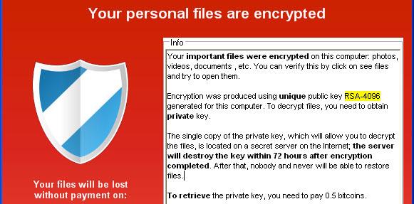 ATTENZIONE: virus informatico