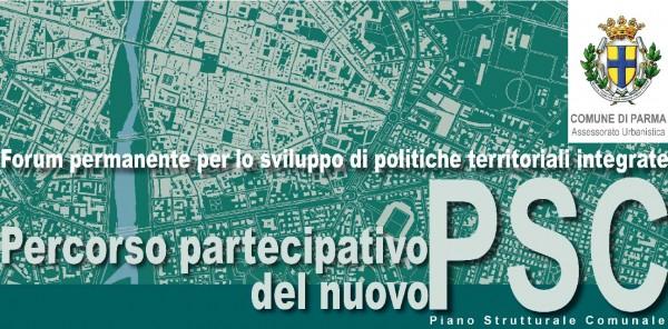 Percorso partecipativo del Nuovo Piano Strutturale Comunale di Parma