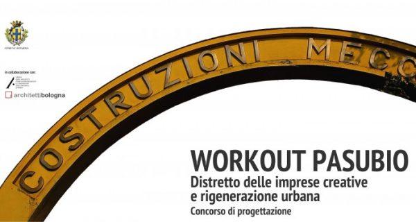 Workout Pasubio: prorogato il Concorso di progettazione
