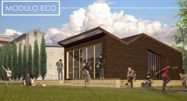 Inaugurazione Modulo Eco/Sportello Energia