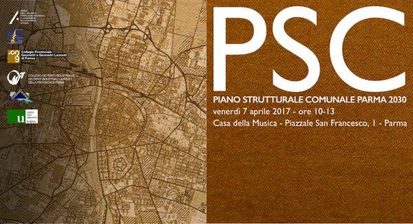 PIANO STRUTTURALE COMUNALE PARMA 2030