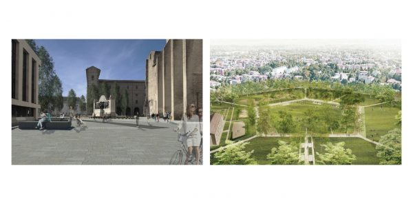 Presentazione: Progetto Riqualificazione Piazza della Pace e Parco della Cittadella