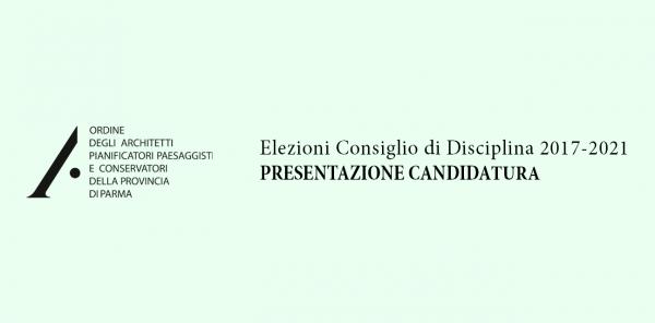 Elezioni Consiglio di Disciplina 2017-2021