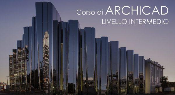 Corso di ArchiCAD - Livello Intermedio