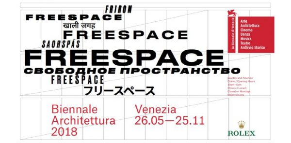 16° Mostra Internazionale di Architettura di Venezia - convenzione