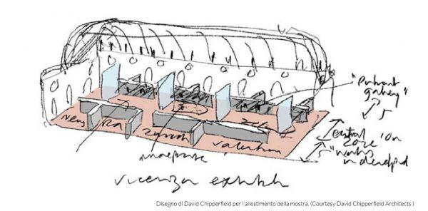 David Chipperfield Architects Works 2018 alla Basilica Palladiana