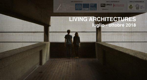 Cinema in abbazia. LIVING ARCHITECTURES, la prima rassegna cinematografica di architettura di OAPPC e CSAC