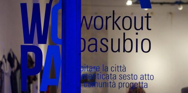 Workout Pasubio - incontro pubblico 23 Marzo
