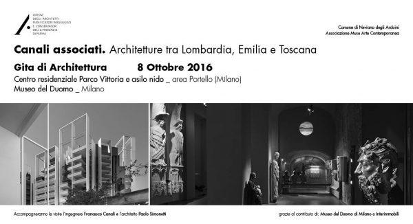 GITA di ARCHITETTURA 08.10.16: Centro Residenziale Parco Vittoria e Museo del Duomo