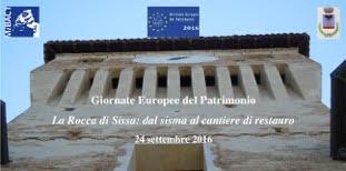 Giornate Europee del Patrimonio - La Rocca di Sissa: dal sisma al cantiere di restauro