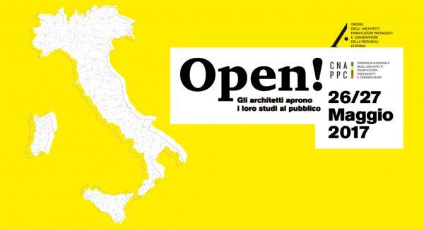 venerdì 26 e sabato 27 maggio STUDI APERTI IN TUTTA ITALIA