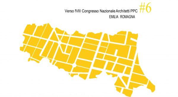 VIII Congresso degli Architetti Italiani - Documento finale della Federazione Ordini Architetti P.P.C. Emilia-Romagna