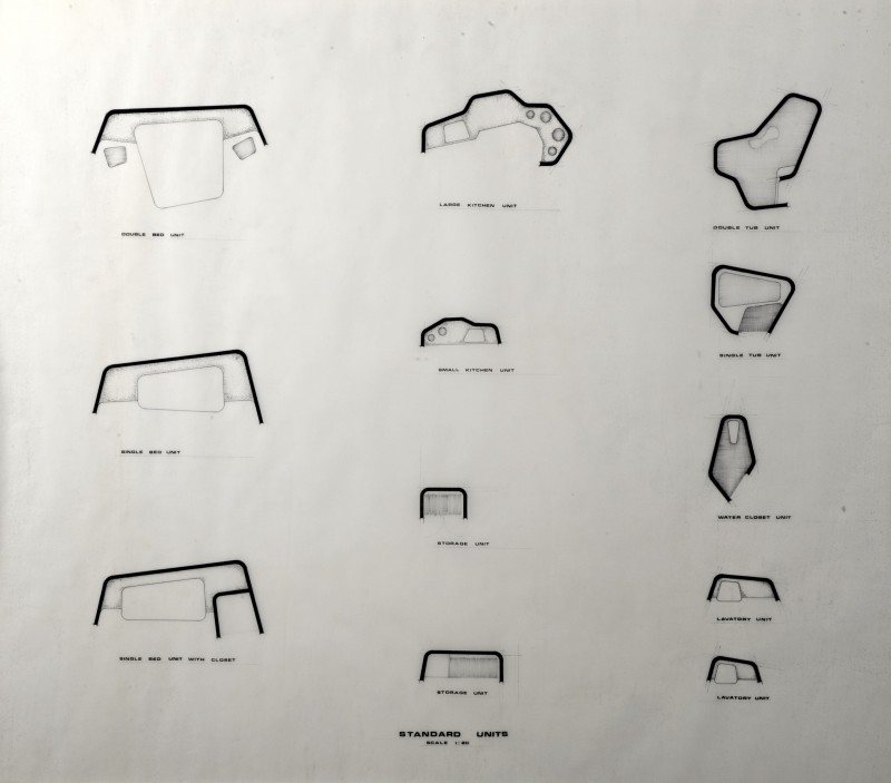Mostra: Leonardo Ricci architetto. I linguaggi della rappresentazione