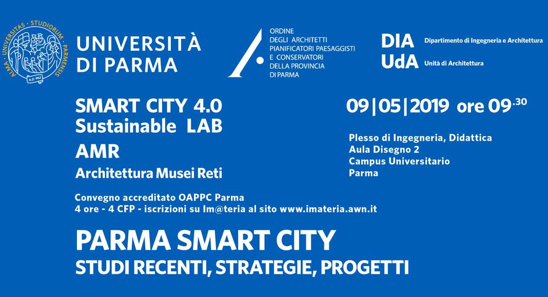 Convegno: PARMA SMART CITY Studi recenti, strategie, progetti