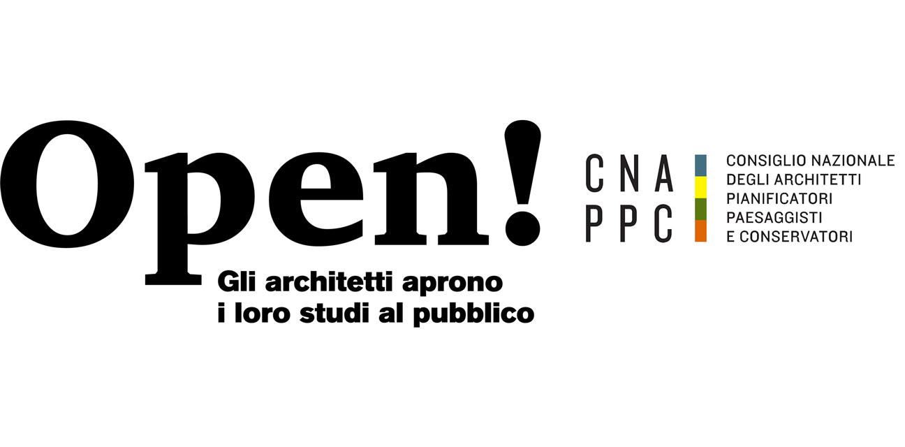 OPEN- STUDI APERTI IN TUTTA ITALIA: l'architetto è indispensabile