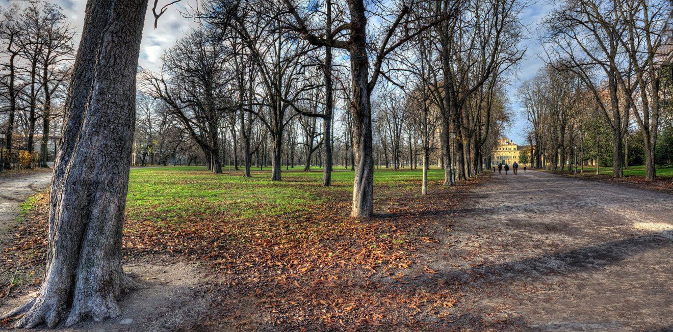 Sulla tutela del Parco Ducale